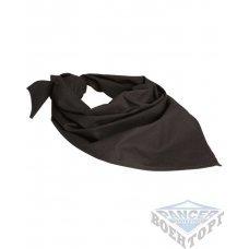 Бандана Бундесвер оригинал черная 130х92 см (100% хлопок)