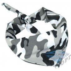 Бандана-шарф камуфляж URBAN 53,5х53,5 (100% хлопок)