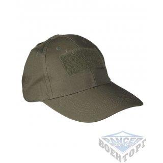 Бейсболка TACTICAL BASEBALL CAP OLIV