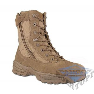 Берцы TACTICAL BOOT TWO-ZIP COYOTE