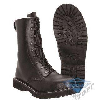 Ботинки кожаные PARA BOOTS со стальным носком