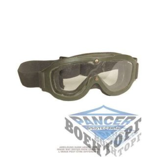 FRENCH MOTO GOGGLES USED