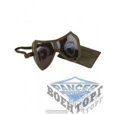 Защитная маска GERMAN FOLDABLE GOGGLES WITH CASE USED