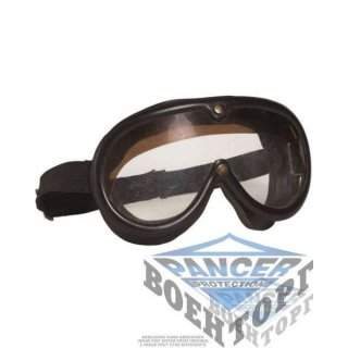 GERMAN BLACK BASKET PROTECT.GOGGLES USED