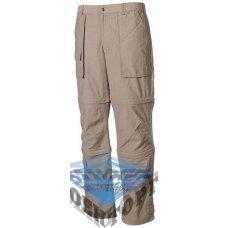 Многофункциональные брюки, хаки, Microfaser, с боковыми карманами