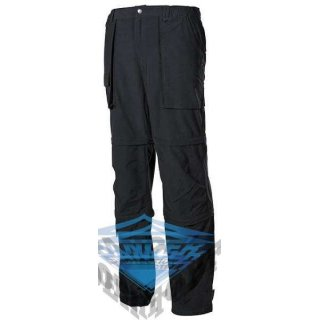 Многофункциональные тактические брюки Multifunktion Hose Black