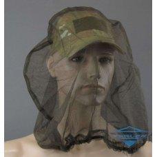 Москитная сетка Бундесвер на голову оригинал б/у (100% Polyester)