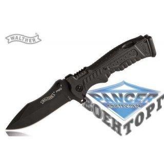 Нож Walther P99, 440 SS, клинок 94 мм