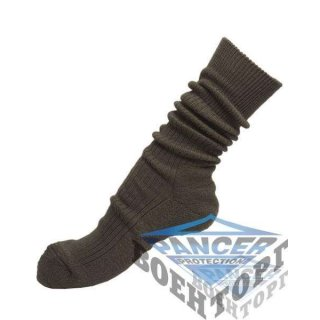 OD NATO 50/50 BOOT SOCKS (50% Wool, 50% Polyacryl )