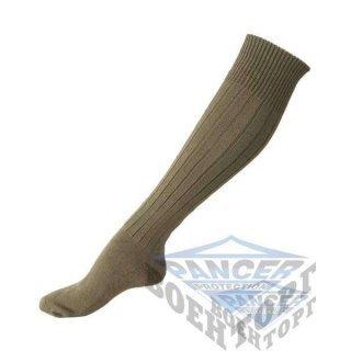 Носки Бундесвер зимние высокие оригинал (70% Wool, 30% Nylon)