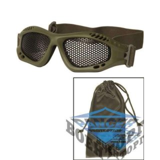 OD TACTICAL GOGGLE WITH NET LENS