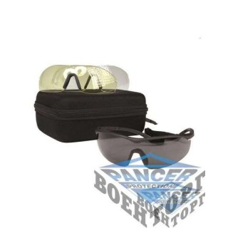 SPORTS GLASSES SET ANSI EN 166