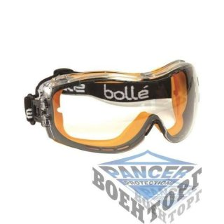 CLEAR TACT. SAFETY GOGGLES BOLLVIPER