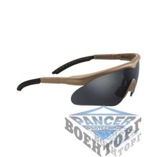 COYOTE SAFETY GOGGLES SWISS EYE RAPTOR