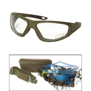 OD TACTICAL GOGGLE 3IN1