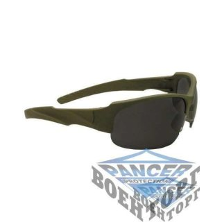 TACT. GOGGLES SWISS EYE ARMORED OD