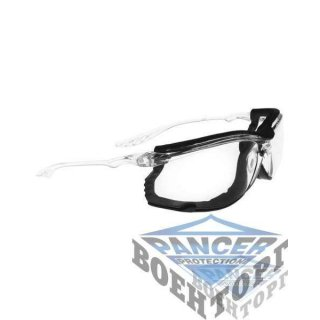 TACT. GOGGLES SWISS EYE SANDSTORM CLEAR