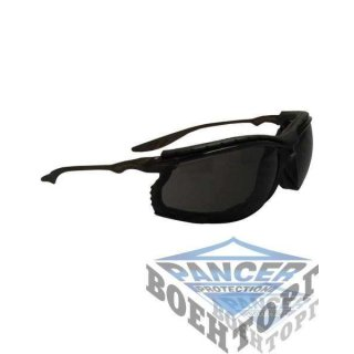 TACT. GOGGLES SWISS EYE SANDSTORM BLACK