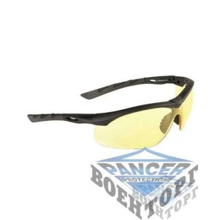 YELLOW TACTIC. GLASSES SWISS EYE LANCER