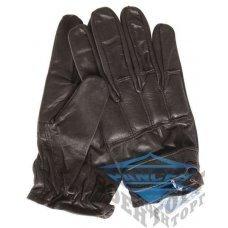 Перчатки DEFENDER кож. полнопалые со свинцом
