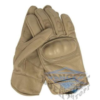 Перчатки TACTICAL GLOVES LEDER COYOTE