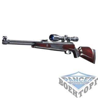 Пневматическая винтовка Umarex  Hammerli Hunter Force 900 Combo, кал. 4,5, 16 Дж., 250 м\с
