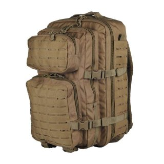 Рюкзак US ASSAULT PACK LG LASER CUT COYOTE