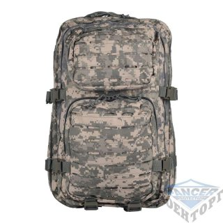 Рюкзак штурмовой большой LASER CUT 36л (51х29х28) камуфляж AT-digital (ACU)
