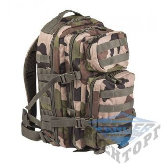 Рюкзак штурмовой малый 20л (42х20х25) камуфляж CCE