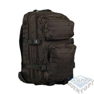 Рюкзак штурмовой большой LASER CUT 36л (51х29х28) олива
