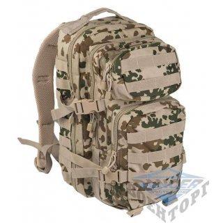 Рюкзак штурмовой малый 20л (42х20х25) камуфляж tropentarn