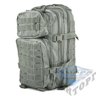 Рюкзак штурмовой малый 20л (42х20х25) серый