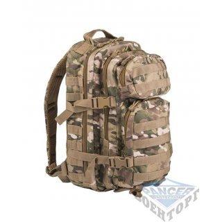 Рюкзак штурмовой малый 20л (42х20х25) камуфляж мультикам