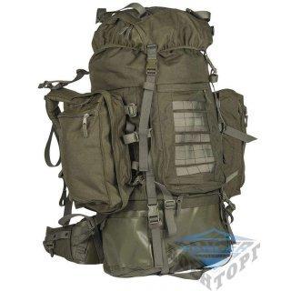 Рюкзак экспедиционный TEESAR 100л. олива