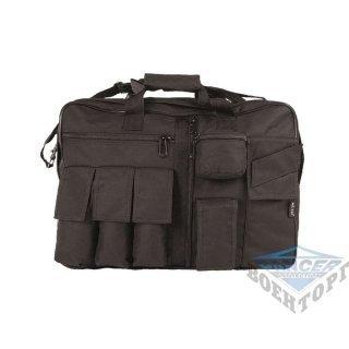 Сумка-рюкзак CARGO MUSETTE BAG (50х20х27) 35л черный