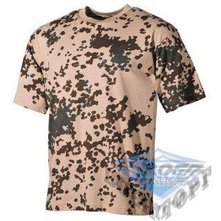 Тактическая футболка US BW tropentarn