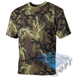 Тактическая футболка US M 95 CZ tarn