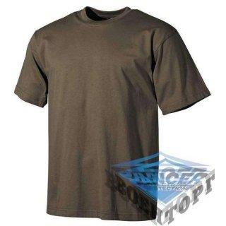 Тактическая футболка US oliv