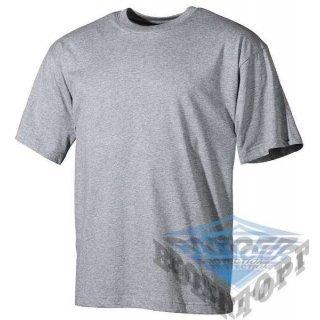 Тактическая футболка US gray