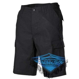 Тактические шорты бермуды US BDU Black