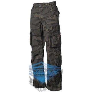 Тактические штаны Defense combat camo
