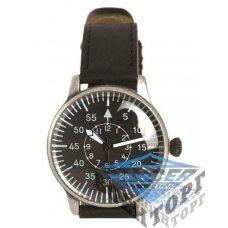 Часы FLIEGERUHR RETRO MIL-TEC BLACK DIAL