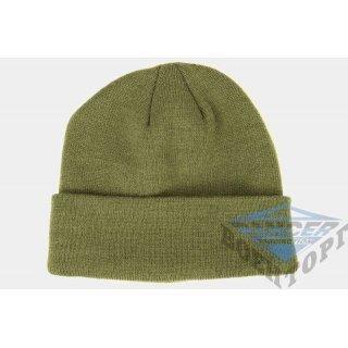 Шапка WATCH CAP олива (100% Polyacrylic)