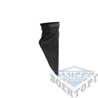Шарф-маска черная (100% Polyester)