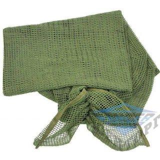 Шарф-сетка NETZSCHAL 65/PES 35/CO OLIV