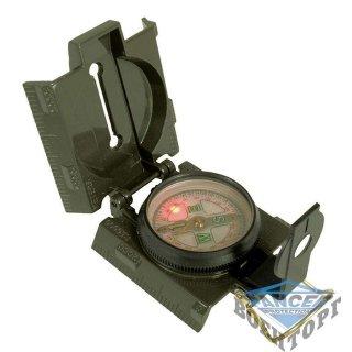 Компас с подсветкой US KOMPASS MET.-GEH #196;USE M.BELEUCHTUNG