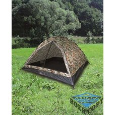 Палатка 3-х местная  Mil Tec  IGLU STANDARD