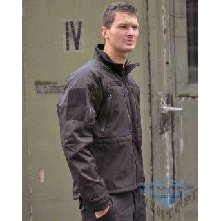 "Куртка BLACK MIL-TEC&""""#174; PROF.SOFTSHELL JACKET"