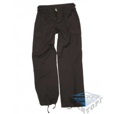 Штаны US BLACK WOMEN BDU R/S C.FIELD PANTS