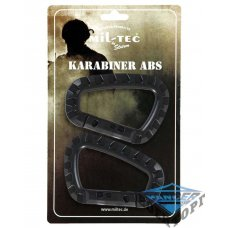 Карабин BLACK CARABINER ABS